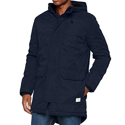 Parka Jack & Jones en promotion à 49 € au lieu de 98 € sur Amazon