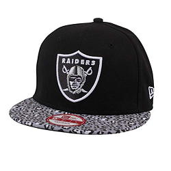 Casquette New Era Raiders en promotion