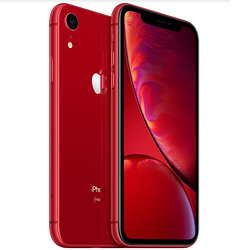 iPhone XR Rouge