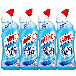 Lot Gel Harpic en déstockage