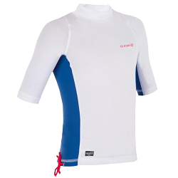 t-shirt anti uv en promo chez Decathlon