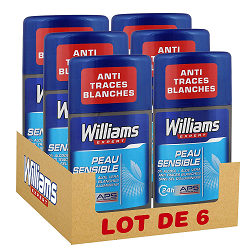 Lot Stick Williams en promotion