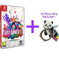 Just Dance 2019 Nintendo Switch en promo