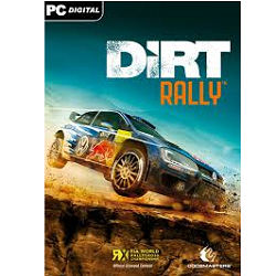Jeu Dirt Rally pochette
