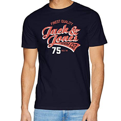 Tee shirt adulte Jack and jones en promotion