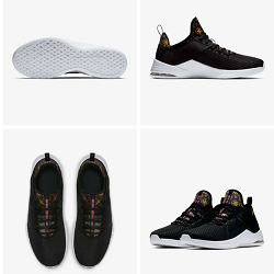 Basket femme Nike Air Bella en promotion