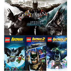 jeu video pc batman gratuit