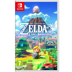 jeu zelda promotion nintendo switch