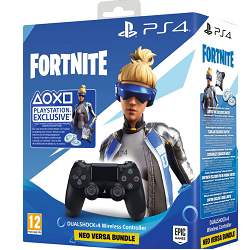 Manette PS4 Fortnite en promo