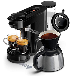 Philips Senseo Cafetiere en promotion