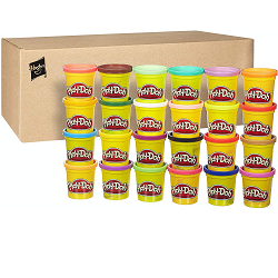 Lot de pate à modeler play doh en promotion