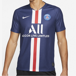 Maillot domicile Paris Saint Germain en promotion