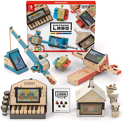 Kit Nintendo Lab en promotion