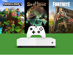 Xbox One S + 3 jeu en promotion monstre