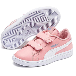 Basket Puma rose en promo sur Amazon