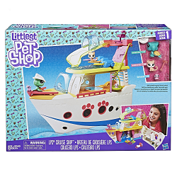 Bateau Little Pet Shop en promo