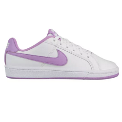 Basket Nike Royal pour fille en solde