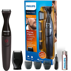Tondeuse à barbe Philips en promotion