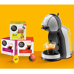 vente flahs dolce gusto