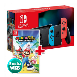 Nintendo Switch en promo